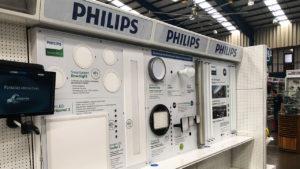 Showroom Philips Capris